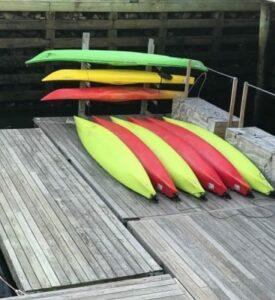 Kayaking, Camden Premier Inns