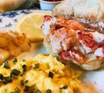 Belmont Inn Breakfast