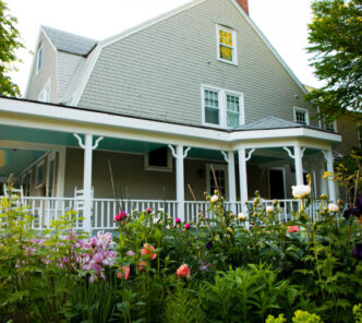 Belmont Inn Outdoors