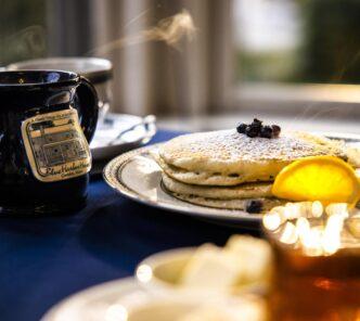 Blue Harbor House Inn Pancakes