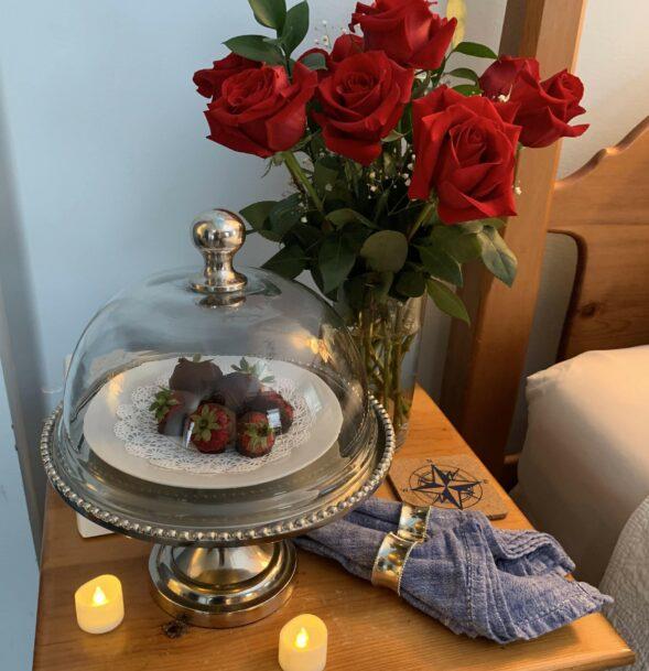 Romance Package, Camden Premier Inns